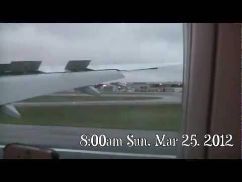 Air New Zealand Flight 5 Flight Review (LAX-AKL)