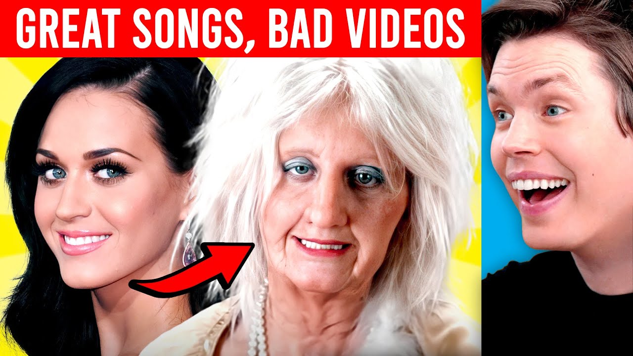Great Songs with TERRIBLE Music Videos