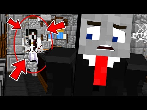 We FOUND Slendrina's Cellar in MINECRAFT! (SCARIEST PLACE EVER)
