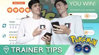 HOW TO MAXIMIZE FRIENDSHIP + ALL FRIENDSHIP BONUSES IN POKÉMON GO!