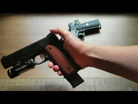 Have You ever dropped a 1911?