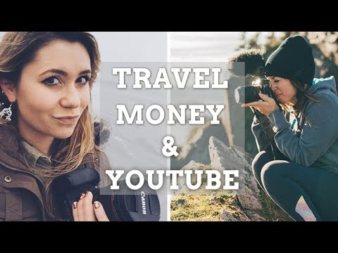 How to Travel and Make Money on YouTube | Ft. Hey Nadine