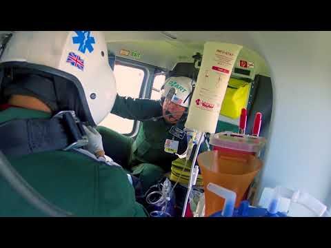 DHART: 24/7 Critical Care Transport