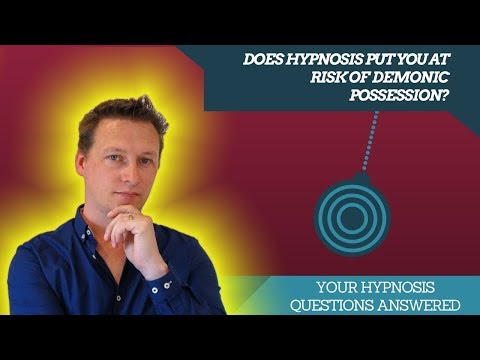 Hypnosis Insights: Does Being Hypnotised Put You At Risk Of Possession?