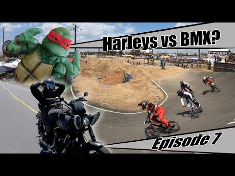 My 9to5 (Harleys vs BMX) Ep.7