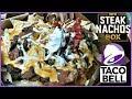 Taco Bell® | Steak Nachos Box Review! | Is it worth $5? | 🌮🔔🥩💲