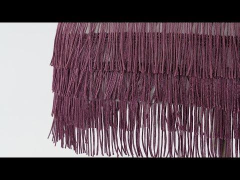 How to Sew on Fringe