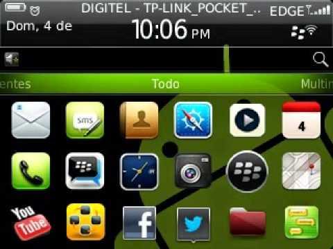 Theme Blackberry 9220