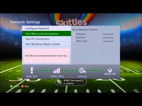 How To Fix Xbox Live Connection/Internet Issues (TUTORIAL)