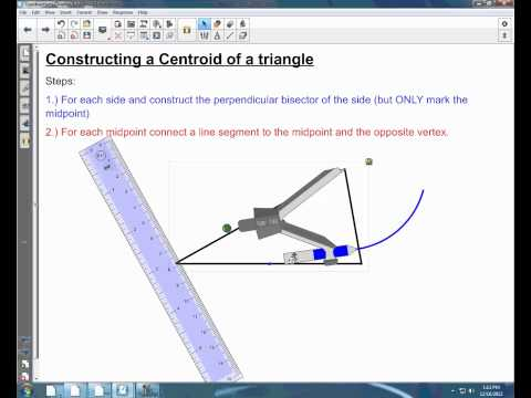 Constructing a Centroid