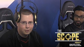 Run for your life, Sharp tK! | The Scope Powered by G FUEL