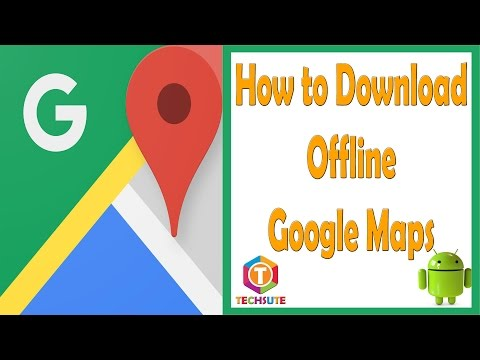 How to Save or Download Offline Google Maps