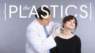 How To Get Rid of Neck Lines and Wrinkles | The Plastics | Harper's BAZAAR