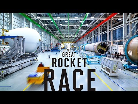 SpaceX's Competition | Era Of New Space Race