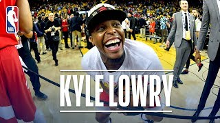 Best Plays from Kyle Lowry   2019 NBA Finals