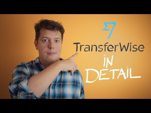 TransferWise in detail