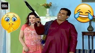 Nasir Chinyoti is JAGGA BADMASH with Zara Akbar Tariq Tedi 2020 New Stage Drama Best Comedy Clip😂