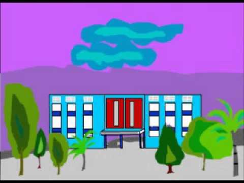 Go green in the school