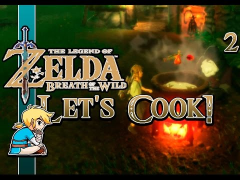 LET'S COOK FOR THE COLD ! // The Legend of Zelda: Breath of the Wild (02)