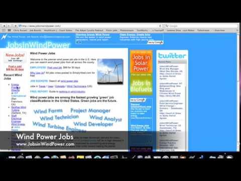 wind jobs