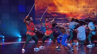 Hip Hop Dance Troupe King United for Booking - 8882855000