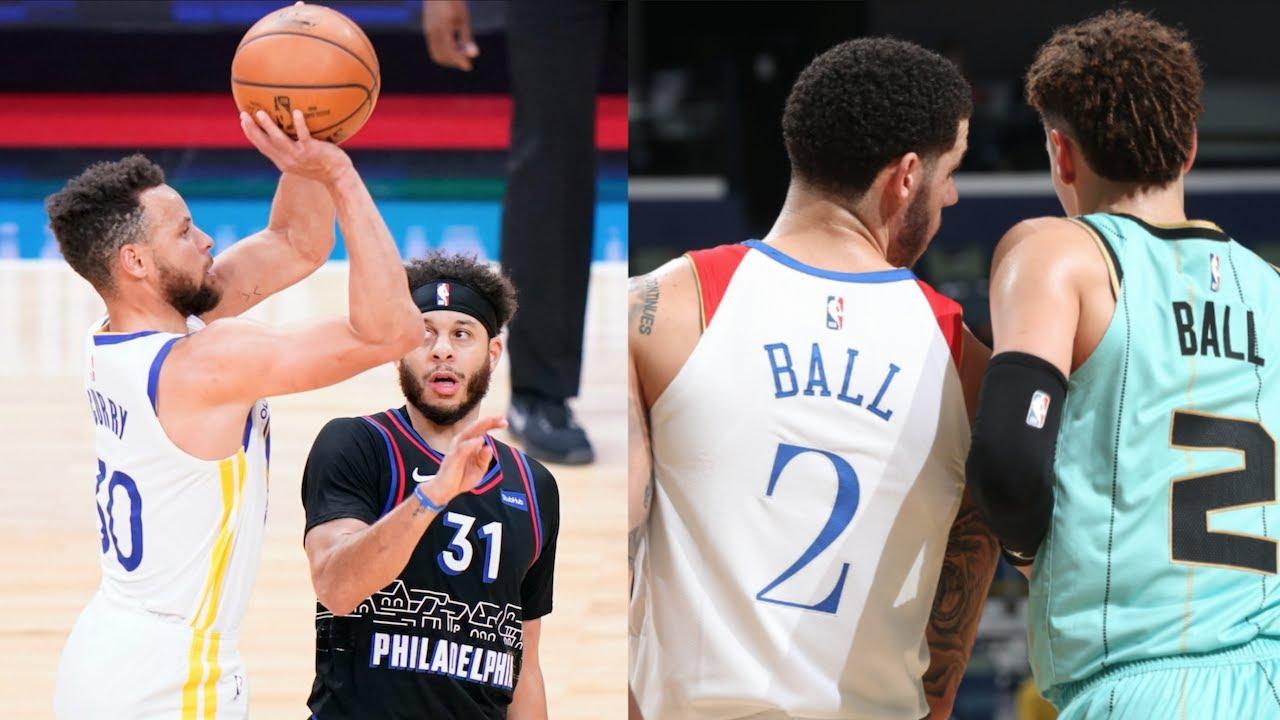 "NBA ""Brotherly Love"" MOMENTS"