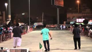 بطولة الملز سيارات ريموتية