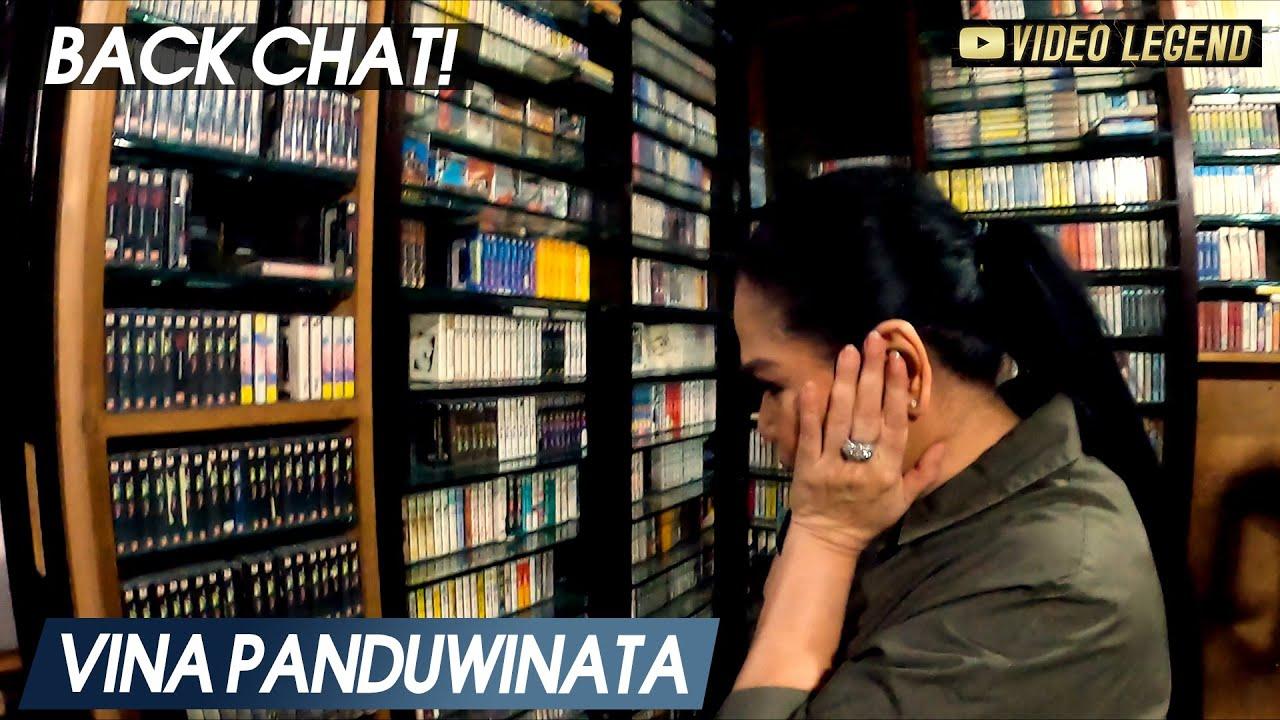 Download BACKCHAT! Vina Panduwinata - Bengong liat koleksi Album Kaset Vina milik Ahmad Dhani MP3 Gratis