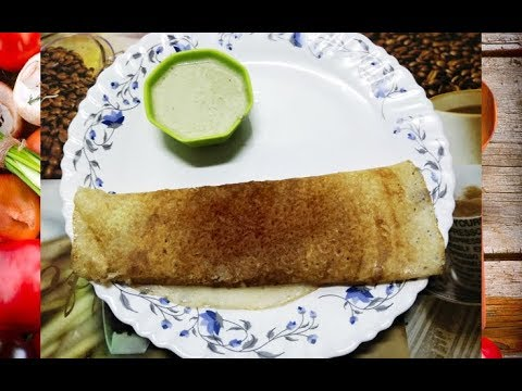 How to Make Sabudana and Bhagar Dosa I How to Make Fasting Dosa I Fasting dosa