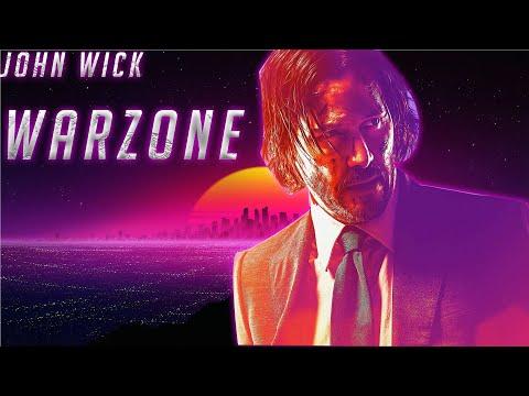 CoD WarZone John Wick Edition