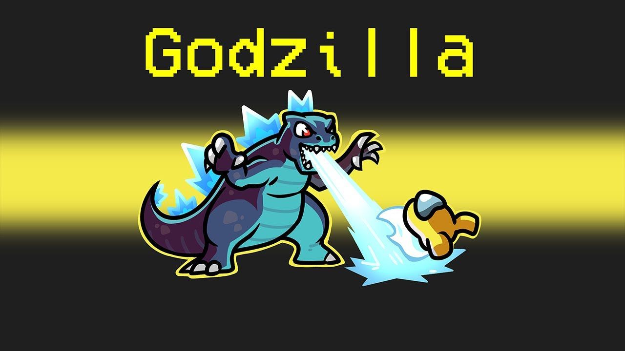 IMPOSTER GODZILLA Role in Among Us