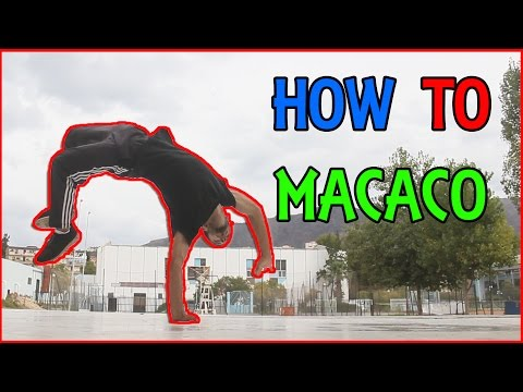 How to Macaco for beginners (Bboying/Capoeira/Parkour & Freerunning) #TutorialTuesday
