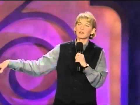 Ellen Degeneres - One Night Stand (1992)
