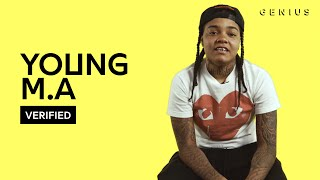 """Young M.A """"OOOUUU"""" Official Lyrics & Meaning 
