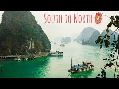 THE VIETNAM VOYAGE - Ho Chi Minh to Halong Bay