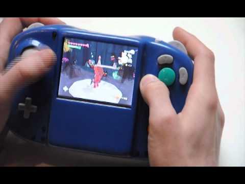 The WiiCube Fusion : NGC portable