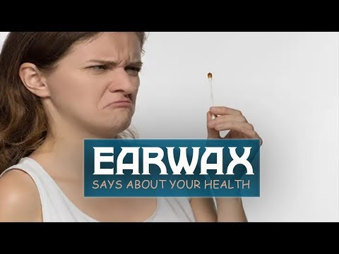 5 Things Your Earwax Says About Your Health | Ear Wax Color Meaning
