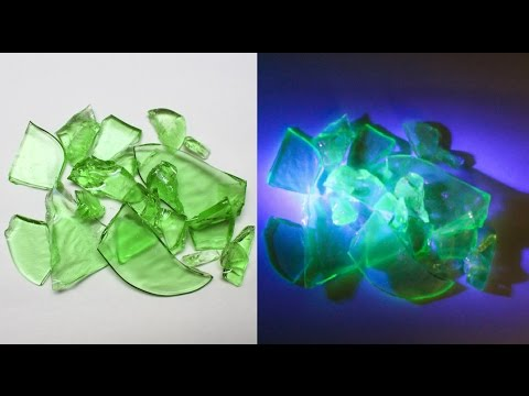 How To Color Isomalt Like Green Glowing Uranium Depression Glass