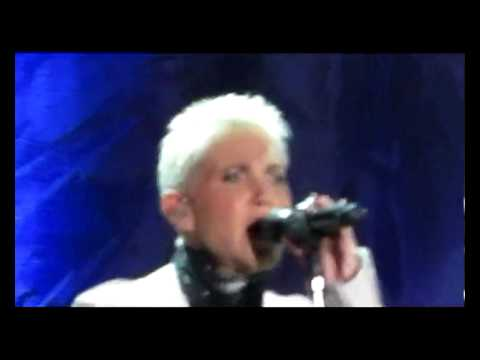 Roxette HD bueno - Wish I Could FLy (Lima-Peru 21.04.12)
