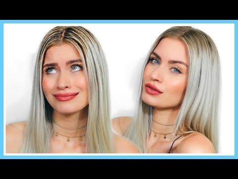 GREASY HAIR HACKS! HOW TO FIX GREASY HAIR! | LYSSRYANN