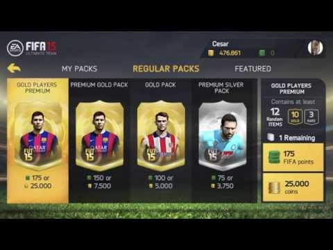 FIFA 15 400K PACK OPENING! ANDROID/IOS