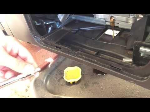 Oil Change for Champion 3400 Watt Generator Inverter