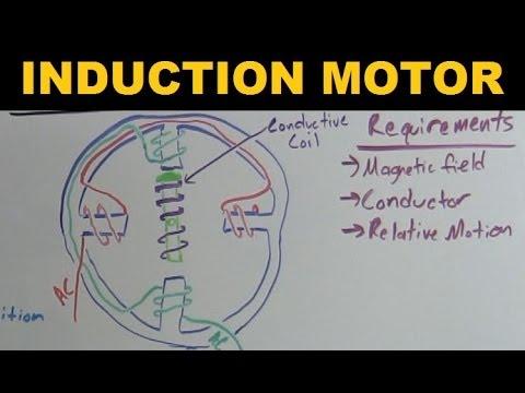 Induction Motor - Explained