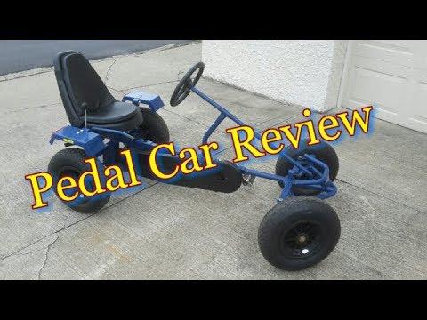 Pedal Car Review