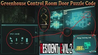 resident evil control room