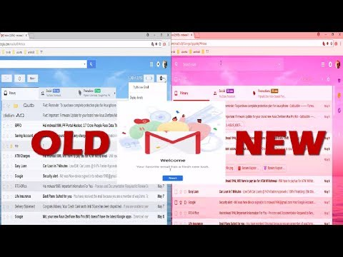How to Enable New Gmail UI (New Look of Gmail) 2018