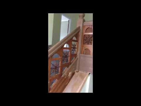 Walk-through of my new 1880's Victorian home