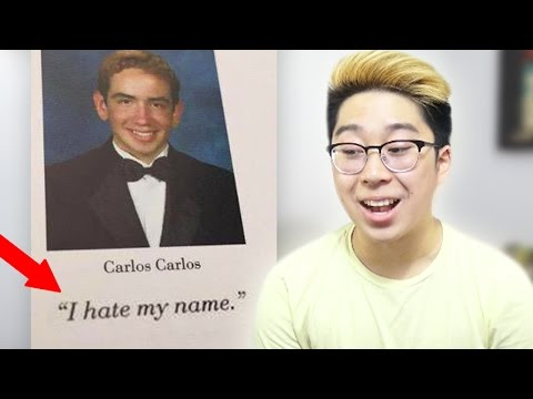 Funniest High School Yearbook Quotes!