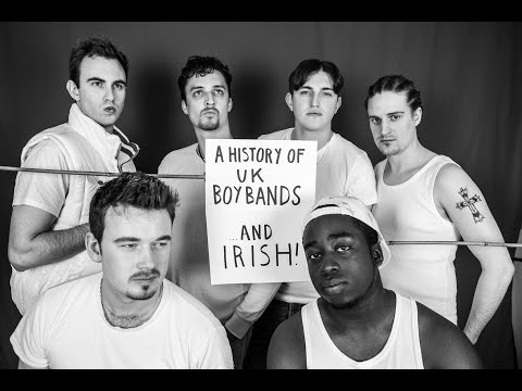 A History of UK & Irish Boybands - The Sons of Pitches