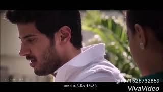 Dulquer Salman Hindi movie song